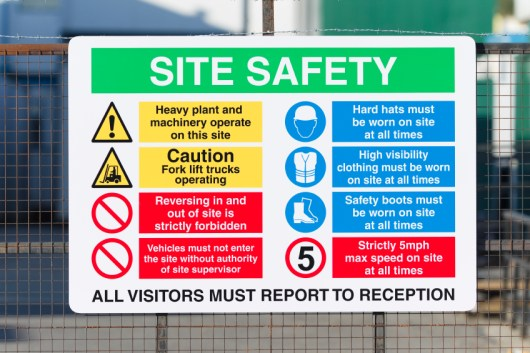 Using Health and Safety for Competitive Advantage
