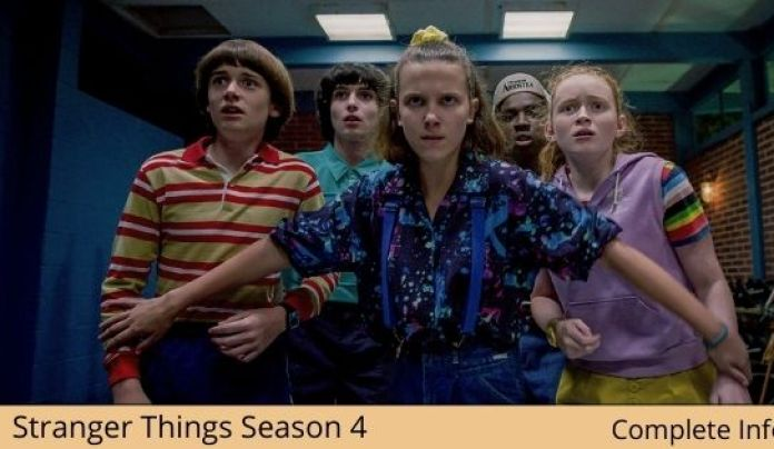 Stranger Things Season 4 Release date, Cast, What's New and Other Info