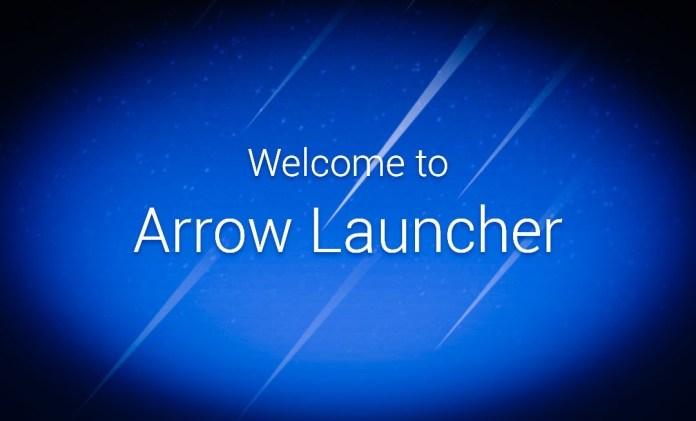 Arrow Launcher by Microsoft
