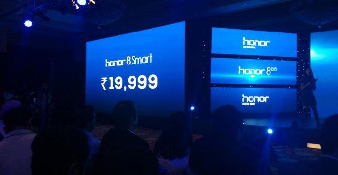 Honor 8 smart india