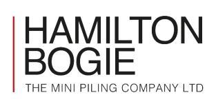 Hamilton Bogie Mini Piling Company