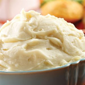 0002438 Seasoned Mashed Potatoes Single 300