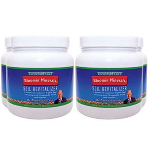 0003207 Bloomin Minerals Soil Revitalizer 25 Lbs 4 Pack 300