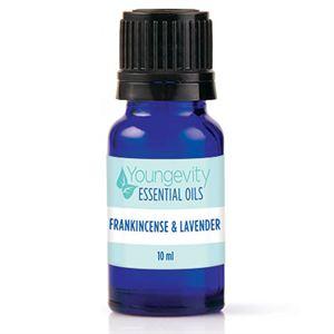 0003586 Frankincense Lavender Essential Oil Blend 10ml 300