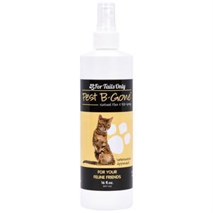 0008335 Fto Pest B Gone For Cats 16 Oz Spray 300