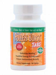 Pj302 Pollen Burst Tabs 0515