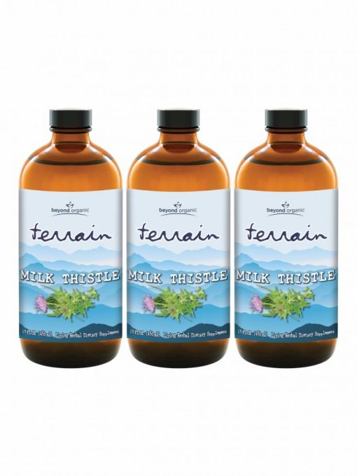 Usby0034 Terrain Milkthistle 3pack