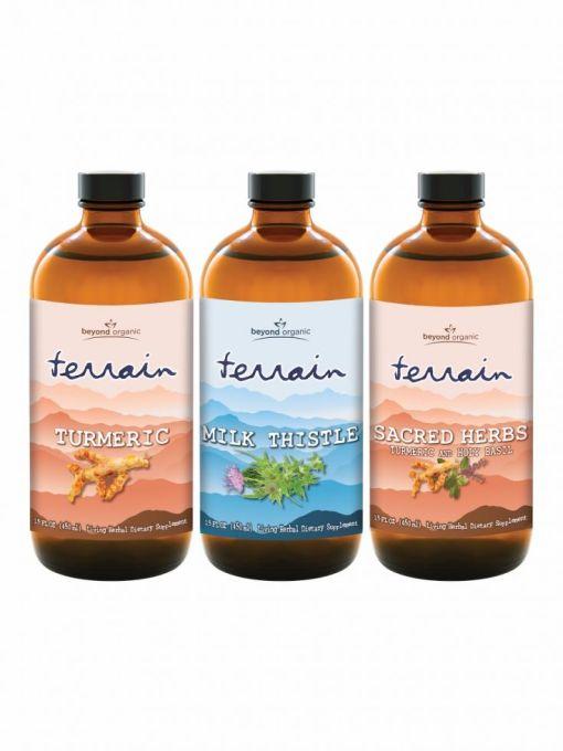 Usby0047 Terrain Healthyskin 3pack