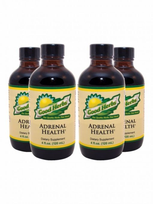 Usgh0001 Adrenal Health 4pack 0714