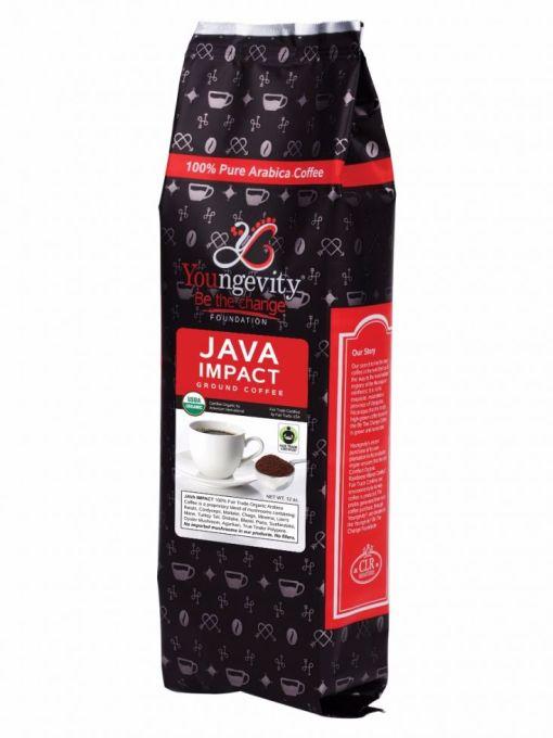 Usyc200405 Ybtc Coffee Bag 0915 Java Impact