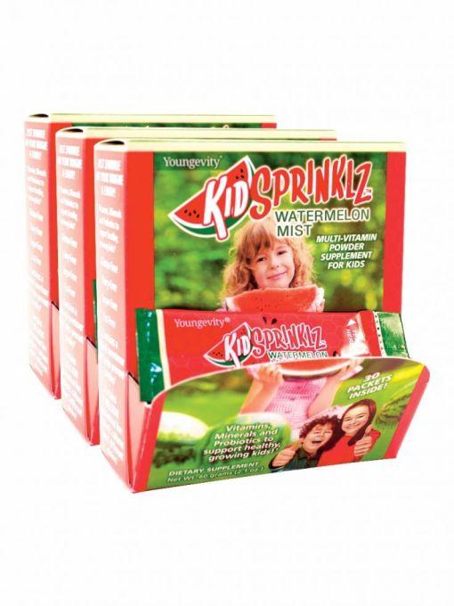 Usyg0021 Kidsprinklz Box W Packets 3box 1