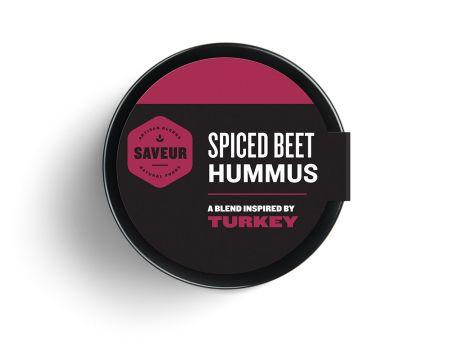 You 9596 Spicedbeethummus Lid