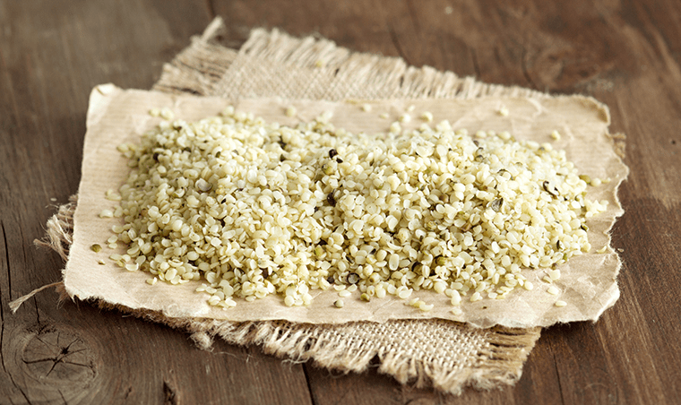 Raw Organic Hemp Seeds P3svp59