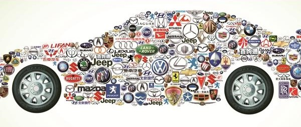 Automotive Company Logos With Hidden Meanings