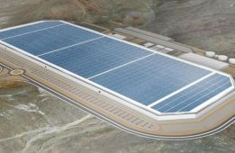 Tesla's Gigafactory Will Change How The World Consumes Energy