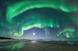 The Science behind Auroras