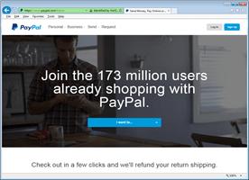 Yaacov Apelbaum - PayPal site