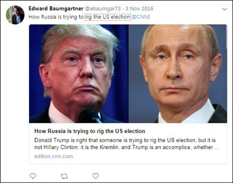Baumgartner rig US elections