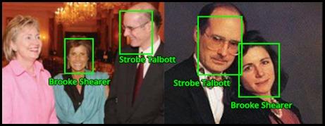Shearer Talbott and Clinton