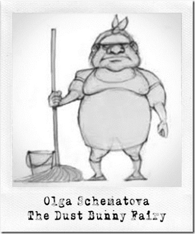 Yaacov Apelbaum - Olga The Dust Bunny Fairy
