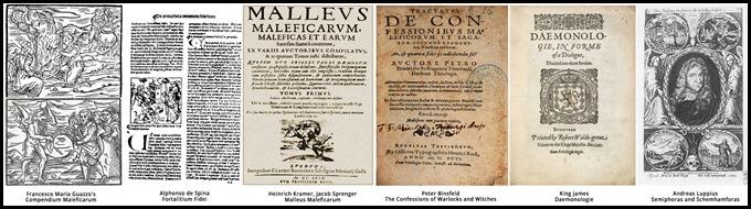 Demonic classification books