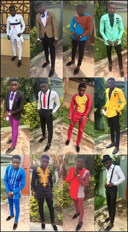 The Fashion of Theophilus Adugyamfi
