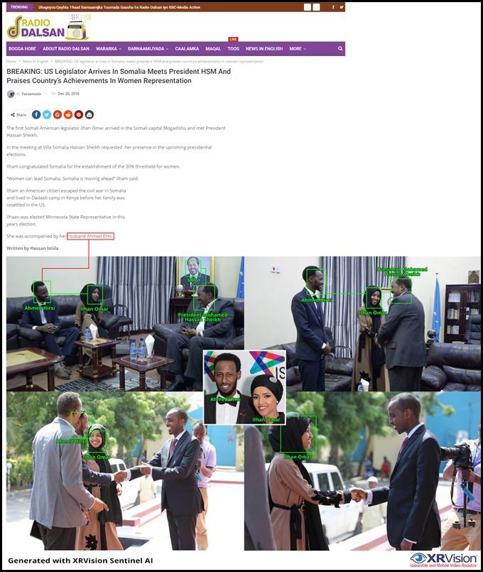 2016 Omar Somalia Visit with Elmi