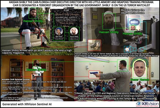 Hassan Shibly Guns and CAIR