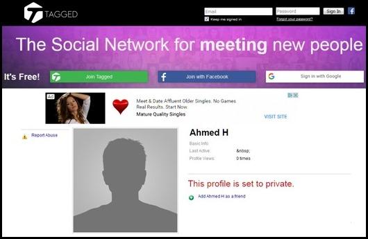 Ahmed H Love Profile