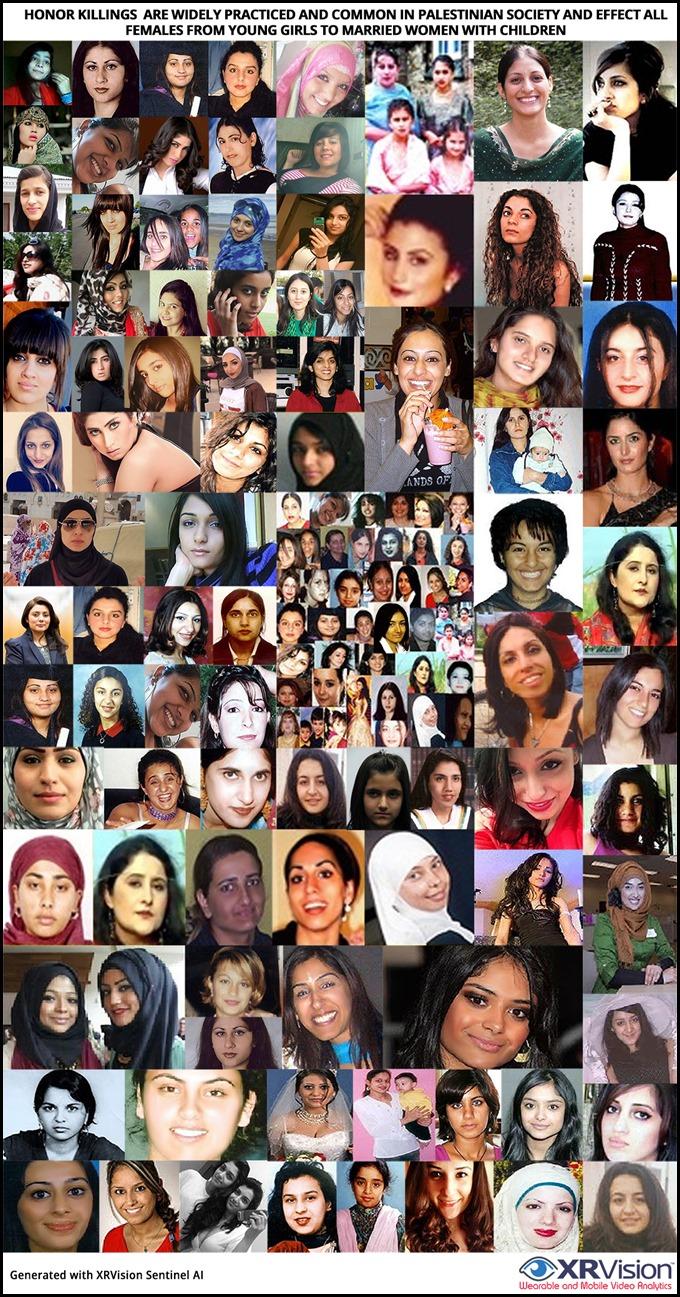 Rashida Tliab The Honor Killing Queen
