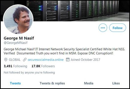 George Nasif Profile