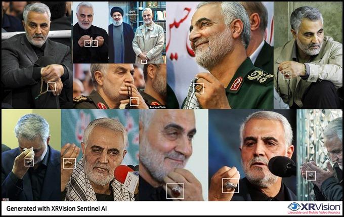 Qassem Soleimani Rings