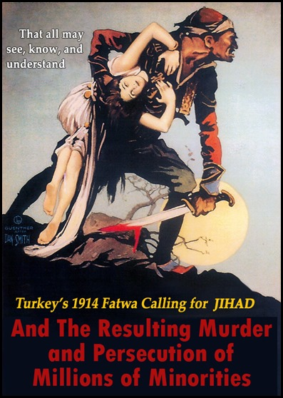 Turkey's 1914 Call for Jihad