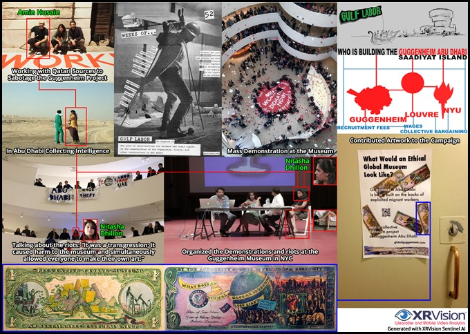 Husain and Dhillon and the Gulf Labor Coalition