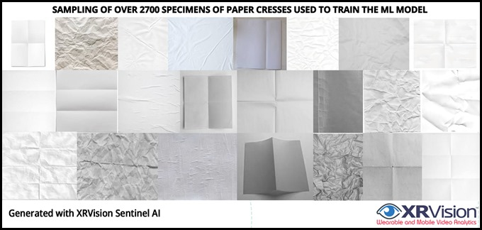 Sample Creese Training Set