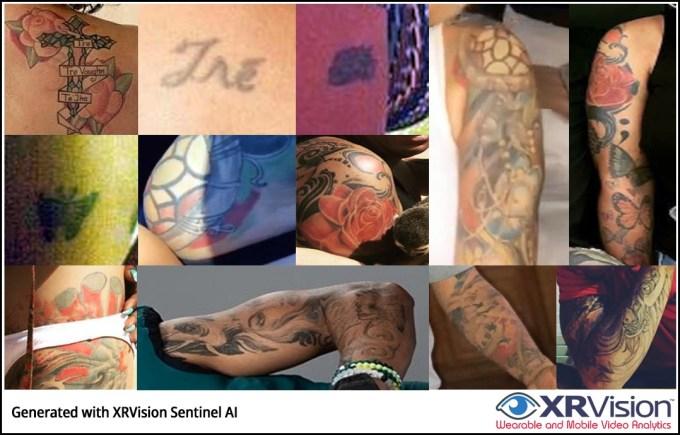 Sullivan tattoo Catalolg 1