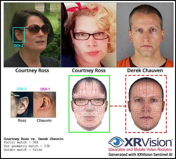 Courtney Ross vs. Derek Chauven