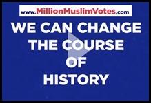 Biden and Muslim vote can change history