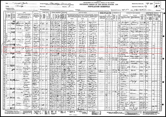 1930 US Census