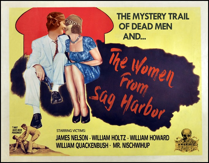 Murder and Mystery in Sag Harbor