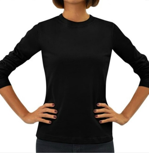 organic long sleeve t shirts, 3/4 sleeve