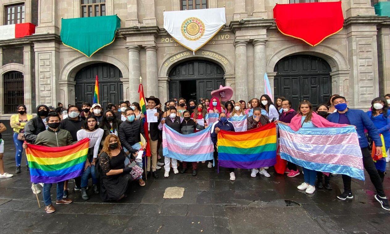 ¡Histórico! Esta semana avanzó Ley de Identidad de Género en el EdoMex