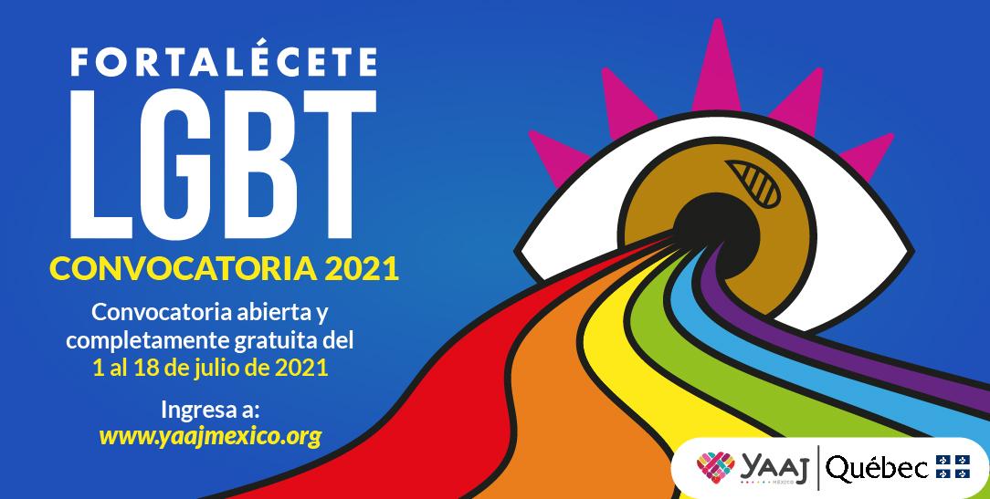 El gobierno de Québec becará a jóvenes activistas LGBTI+ en México