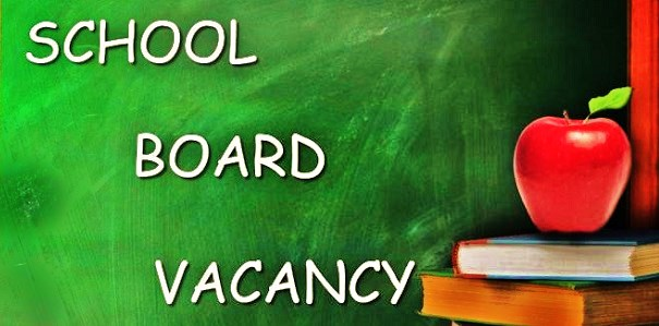 Board Of Trustee Vacancy,  Deadline For Letters Of Interest April 9, 2017
