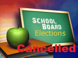 2018 Trustee Election Cancelled