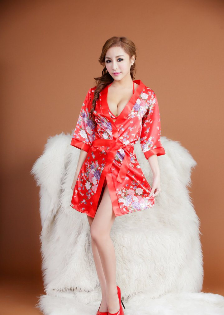 Sexy Kimono Sexy Sexy Underwear CS01146