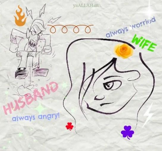bad-husband-angry-man,yelling,poor-wife-biwi-sad-woman-120716#yaALLAHpictures
