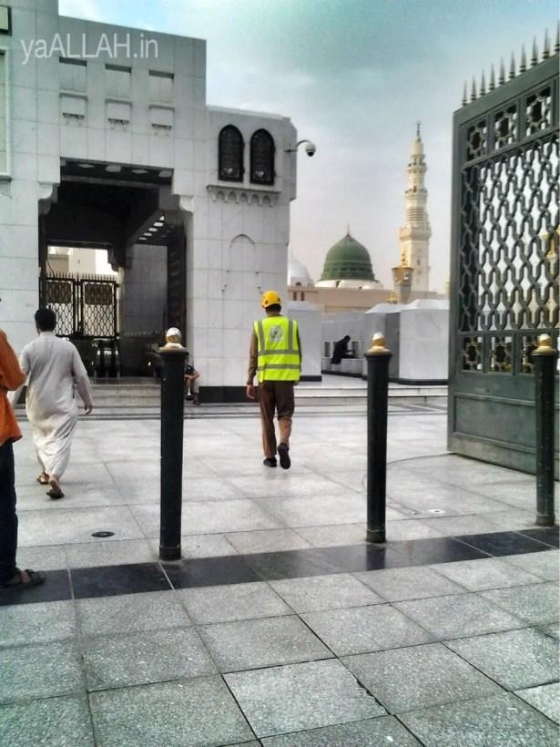 Masjid e Nabvi Pictures_yaALLAH.in