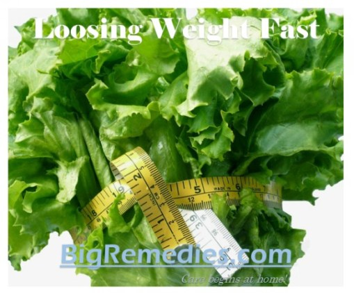 Loosing Weight Fast Easy Effective Home Remedies- yaALLAH.in