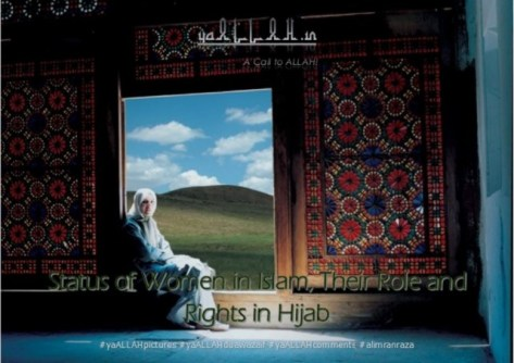 Status of Women in Islam, Their Role and Rights in Hijab-yaALLAH.in